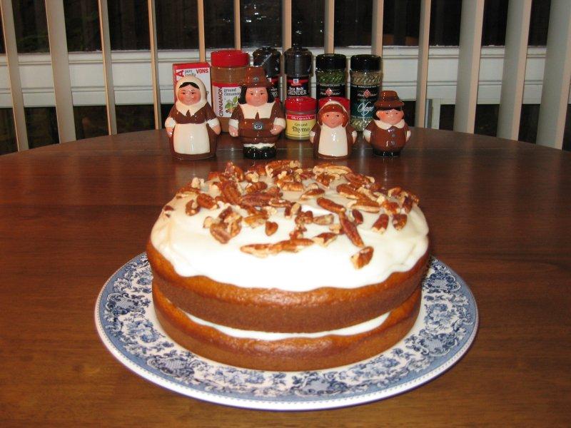 Mitzi's birthday cake